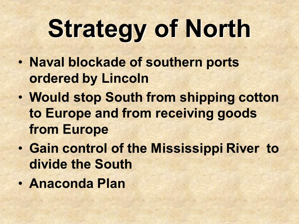 Contraband  Seized possessions would be kept by the enemy; included slaves  Used to build fortifications, etc.