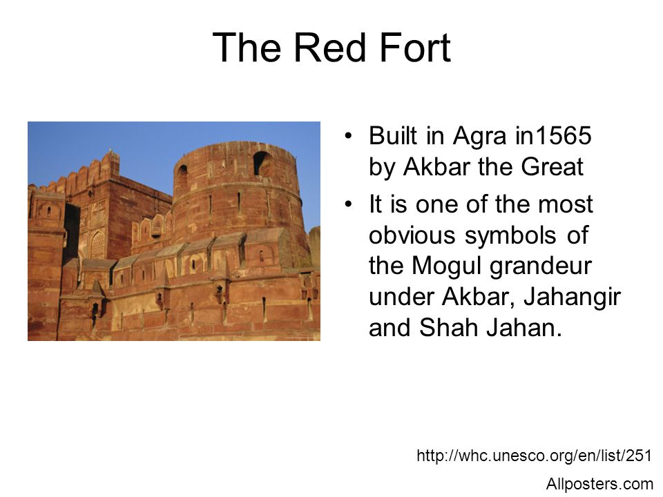 "Akbar the Great Akbar abolished the jizya Encouraged intermarriage between Hindus and Muslims Established Din-i-llahi (""The religion of God"")as a univ"