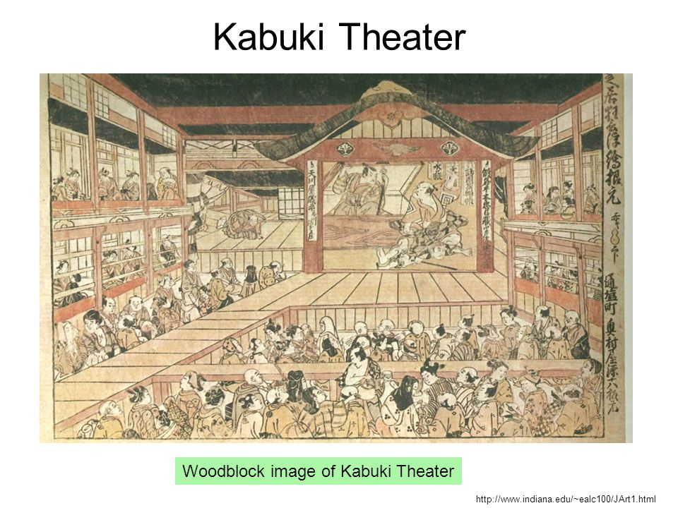 Some cultural achievements during the Tokugawa Era Haiku poetry (17 syllable poem) Kabuki theater (musical drama) Woodblock art Bunraku (plays using puppets- 3 puppeteer operation) http://www.ric.edu/faculty/gpamental/japan/bunraku.html