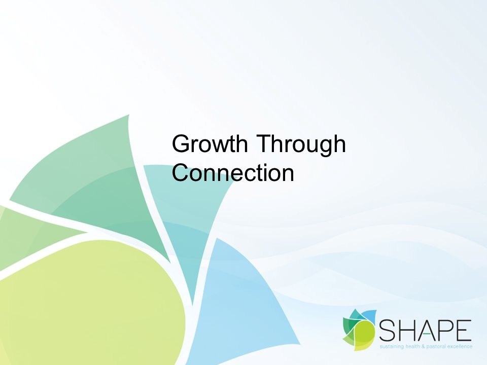 Growth Through Connection