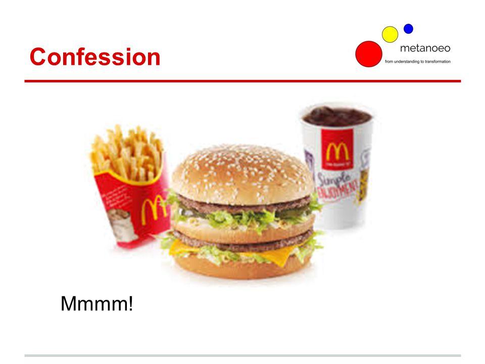 Confession Mmmm!