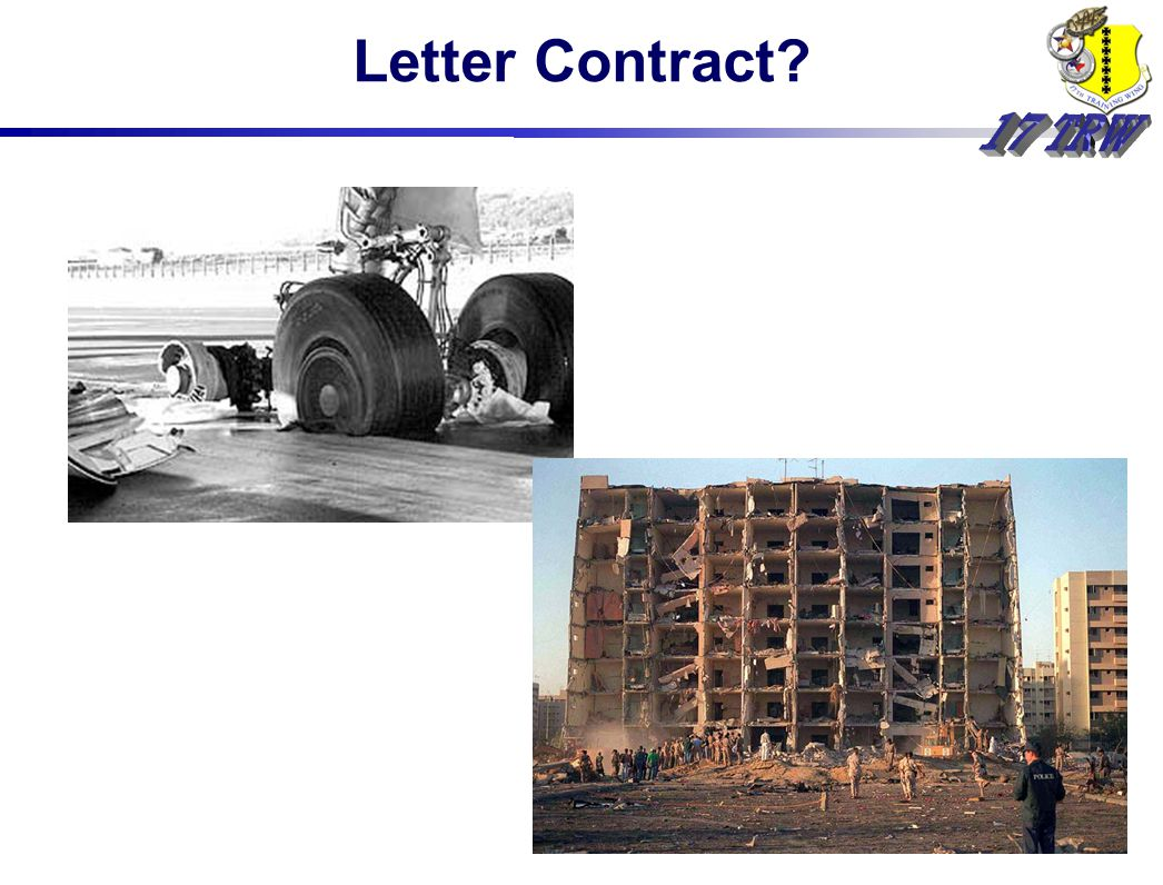 Letter Contract
