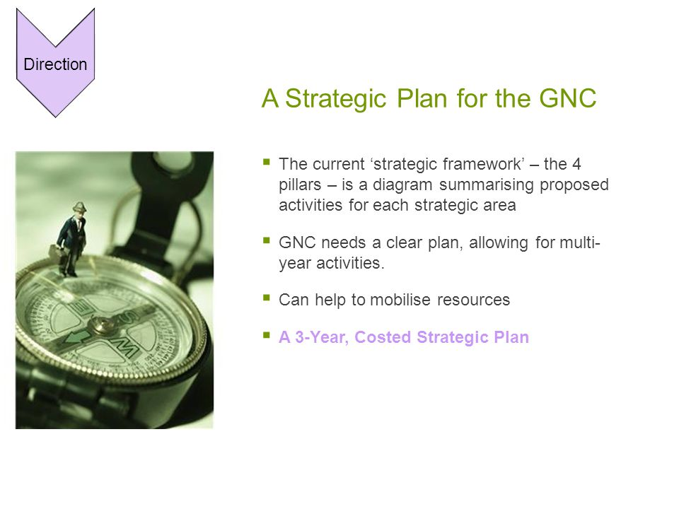 Delivering the Strategic Plan – Who.