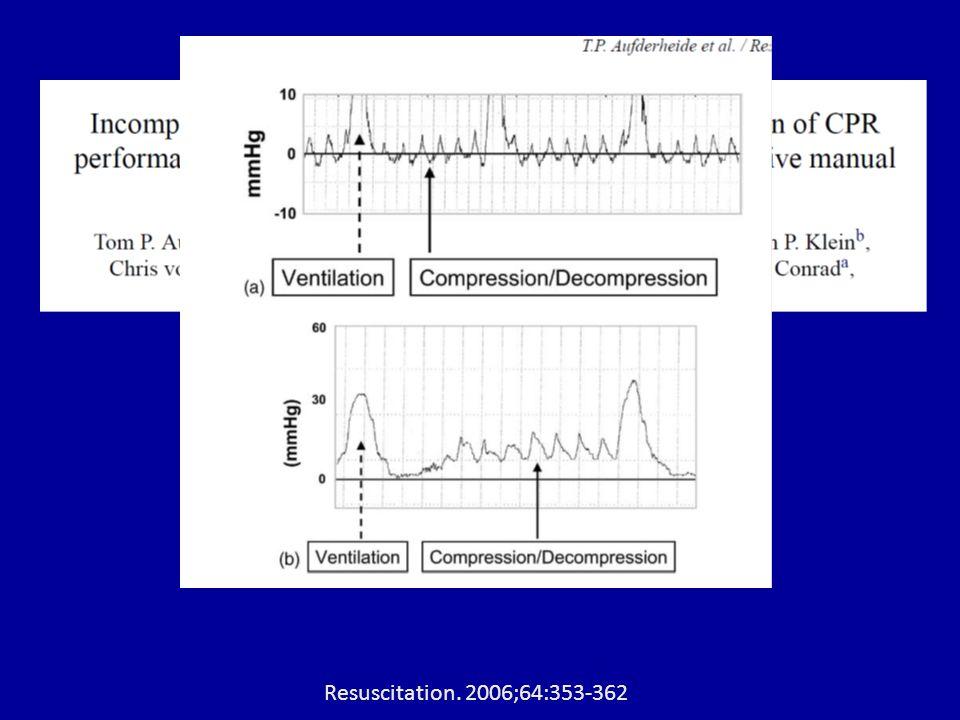 Resuscitation. 2006;64:353-362