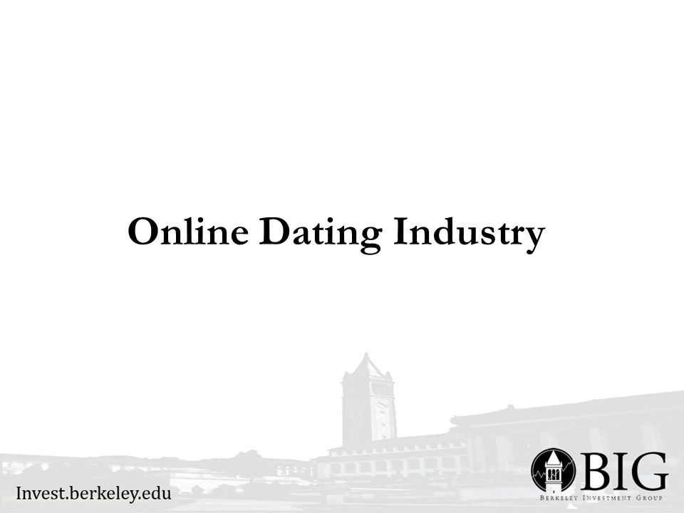 Online Dating Industry