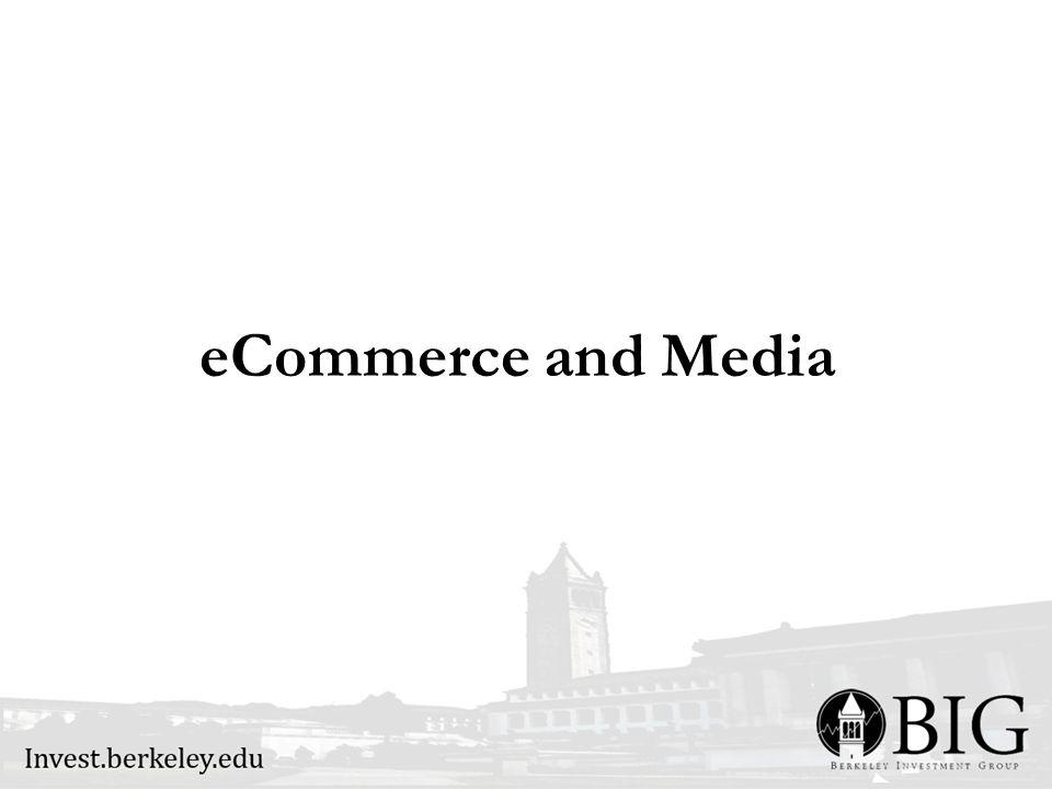 eCommerce and Media