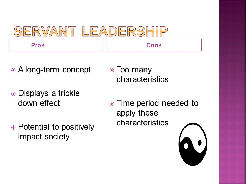  Where can this model of leadership be used in your life?