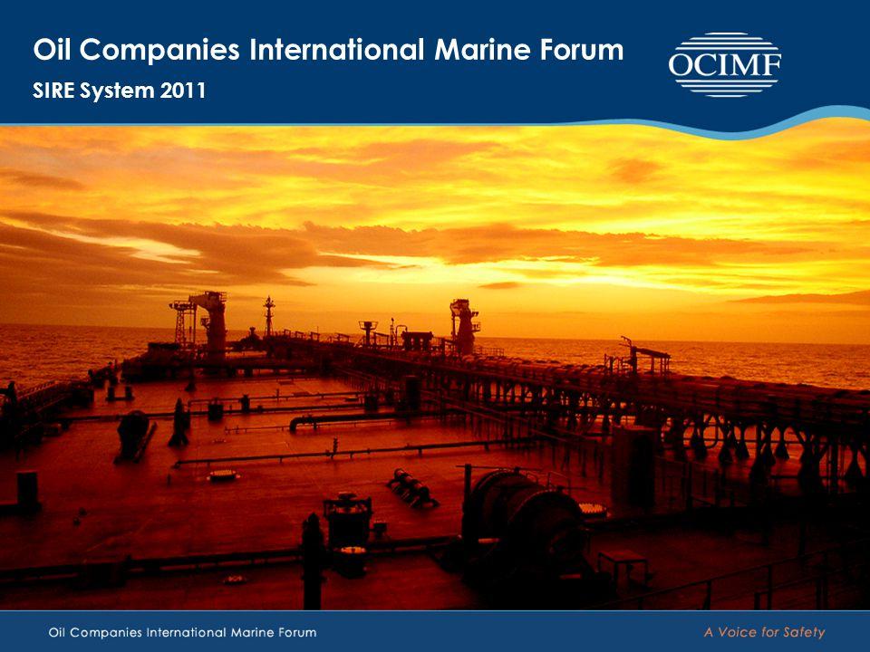 Oil Companies International Marine Forum SIRE System 2011