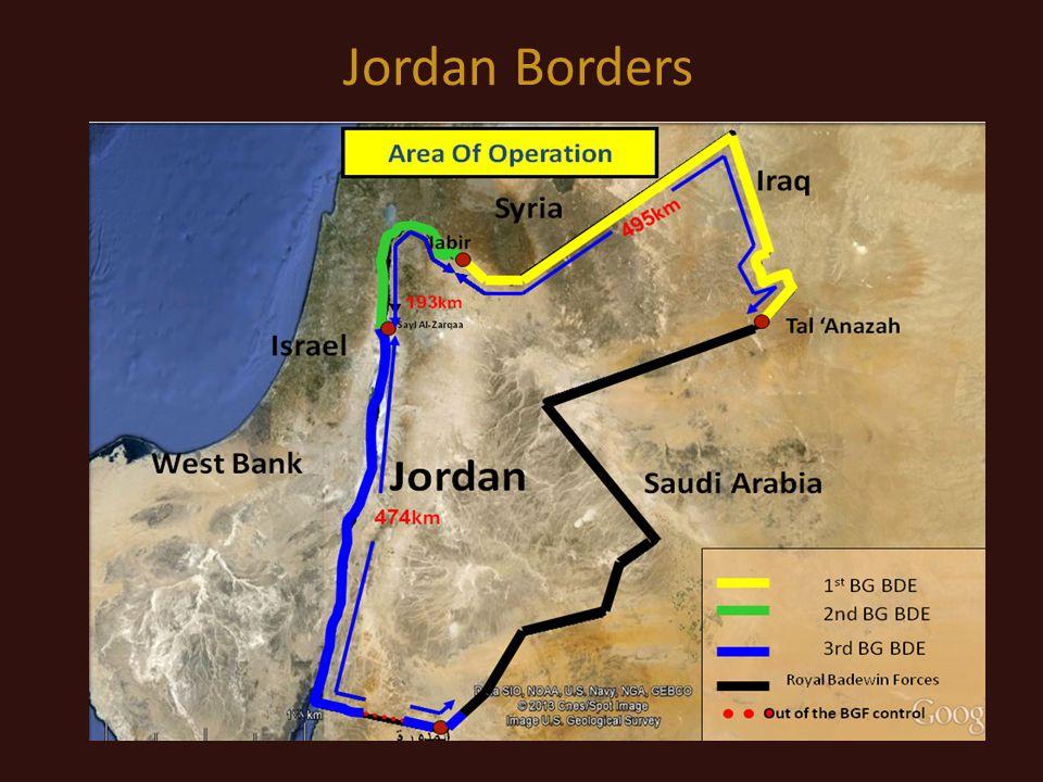 Jordan Borders