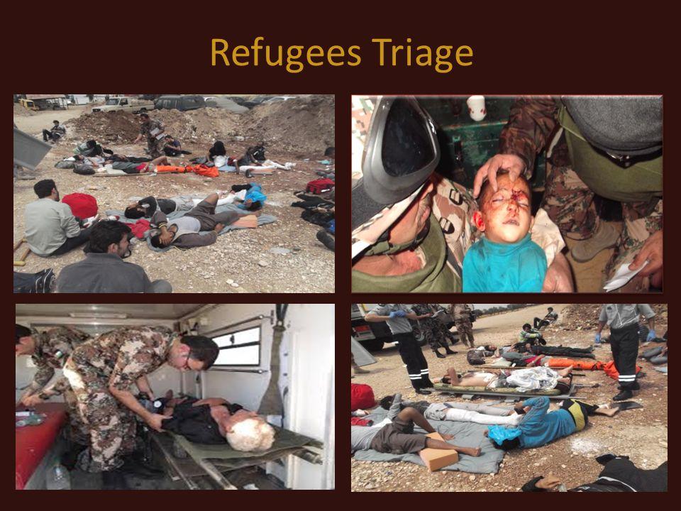Refugees Triage