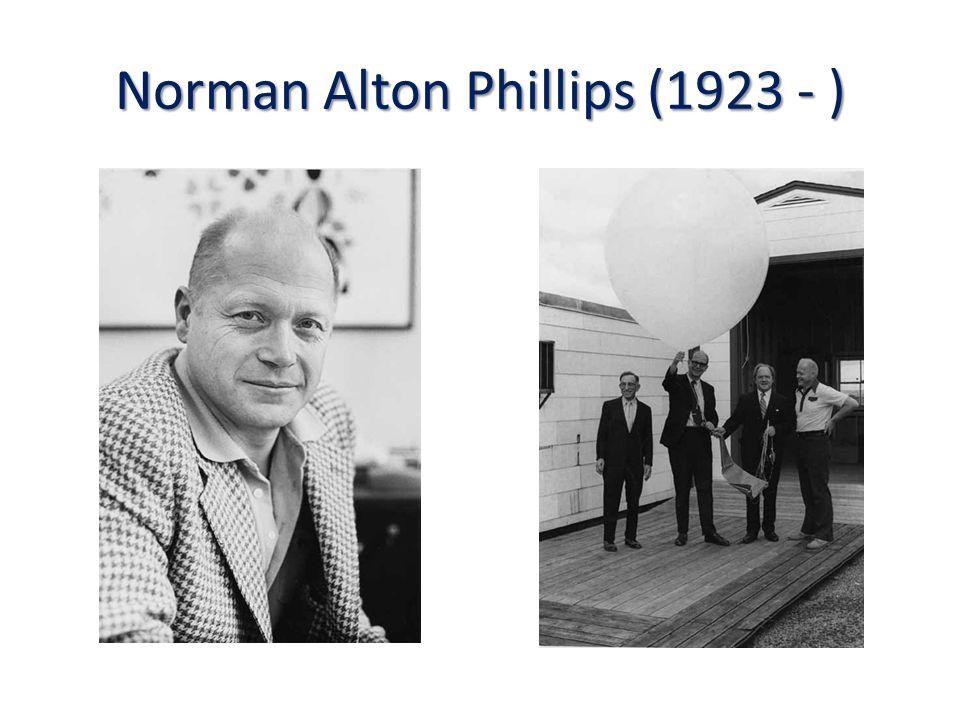Norman Alton Phillips (1923 - )