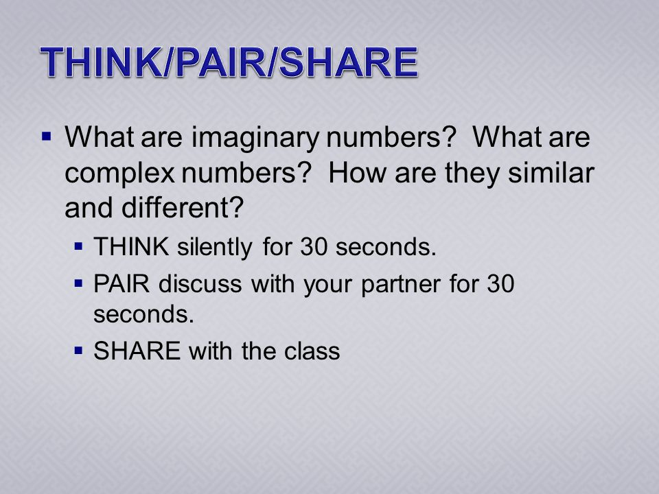  What are imaginary numbers. What are complex numbers.