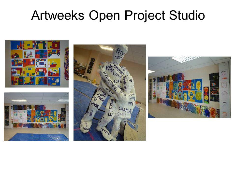 Artweeks Open Project Studio