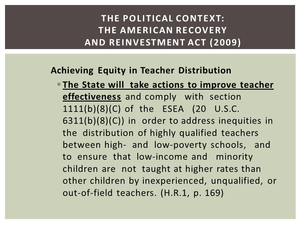  RTTT Phase 2 defines teacher evaluation:  States, LEAs, or schools must include multiple measures, provided that teacher effectiveness is evaluated, in significant part, by student growth (as defined in this notice).