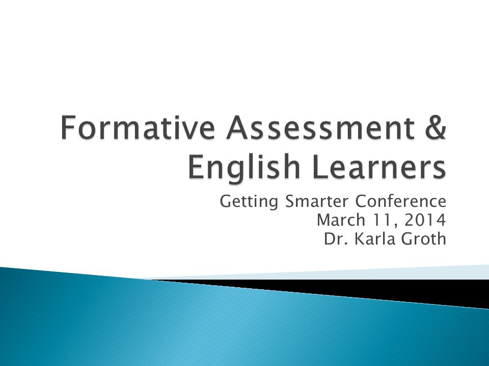  Minute-by-minute Assessments  Daily/Lesson Assessments  Weekly Assessments