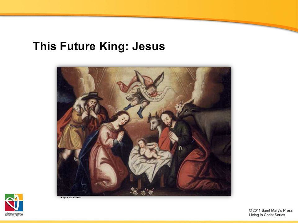 This Future King: Jesus Image in public domain