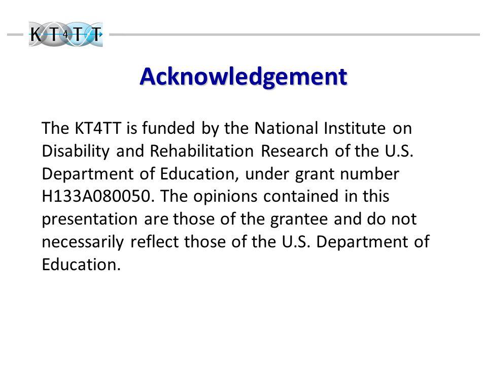 What is KT4TT.