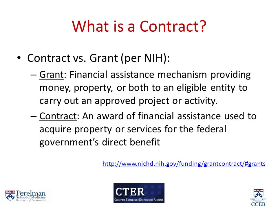 What is a Contract. Contract vs.