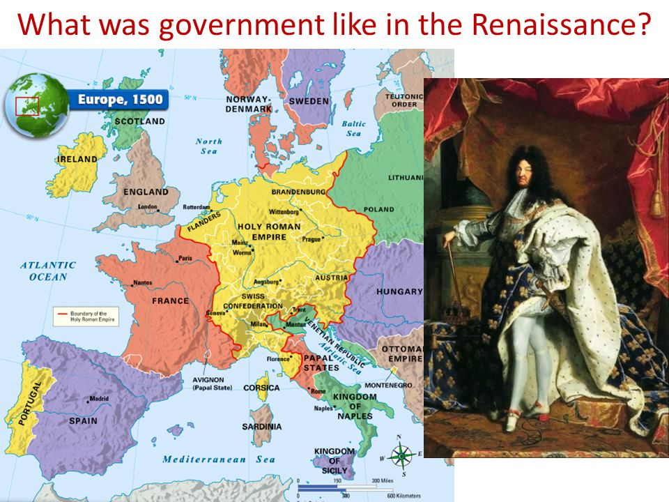 What was government like in the Renaissance?