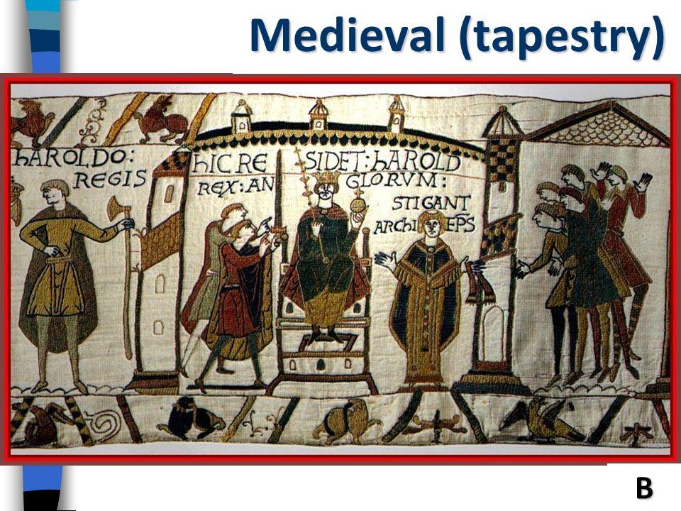 B Medieval (tapestry)