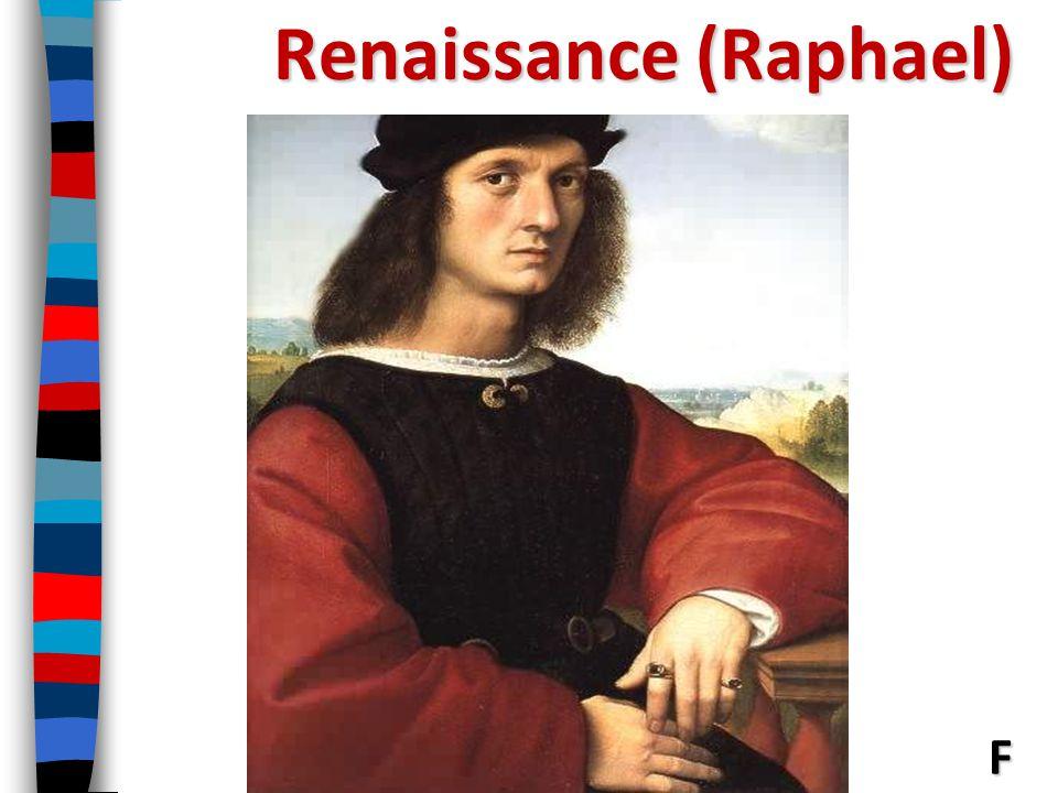 F Renaissance (Raphael)