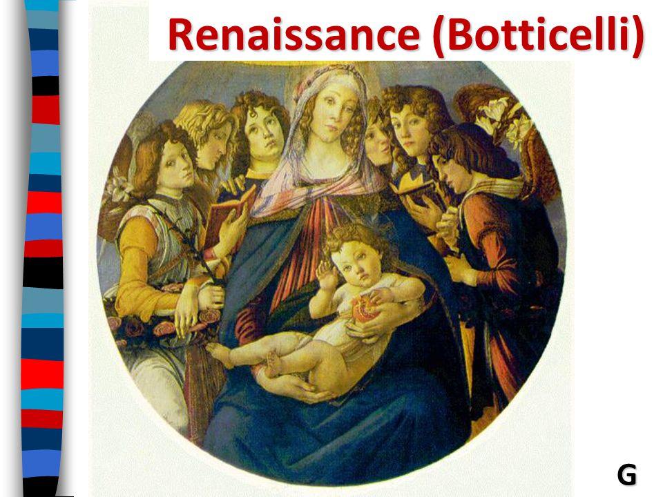 G Renaissance (Botticelli)