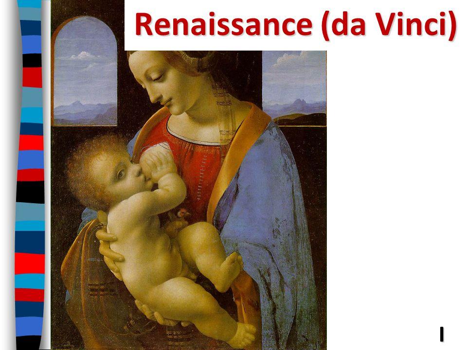 I Renaissance (da Vinci)