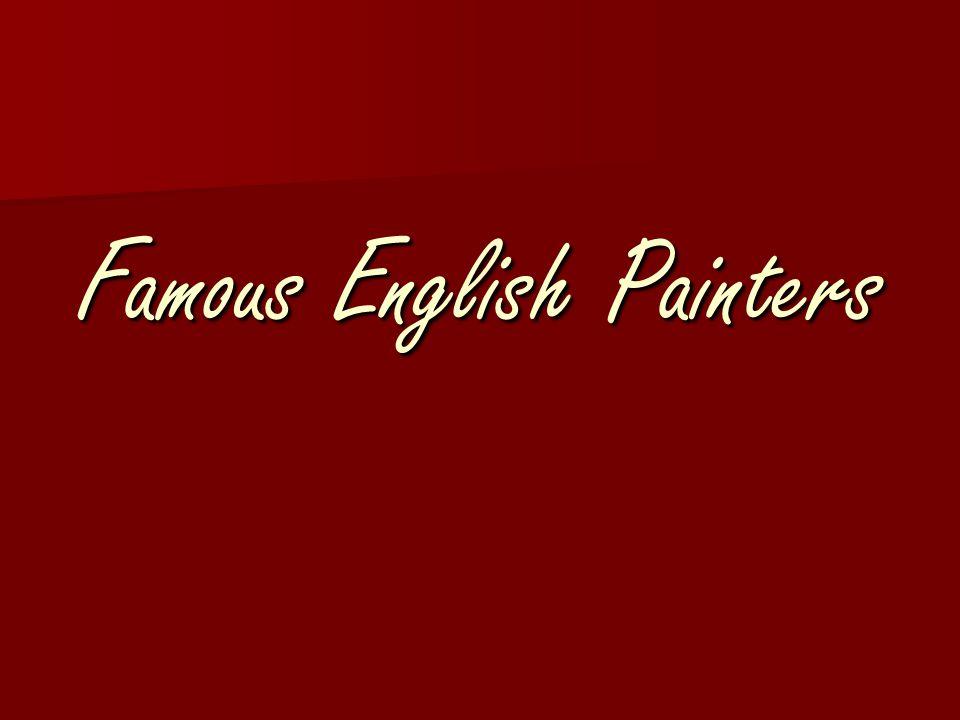 Famous English Painters
