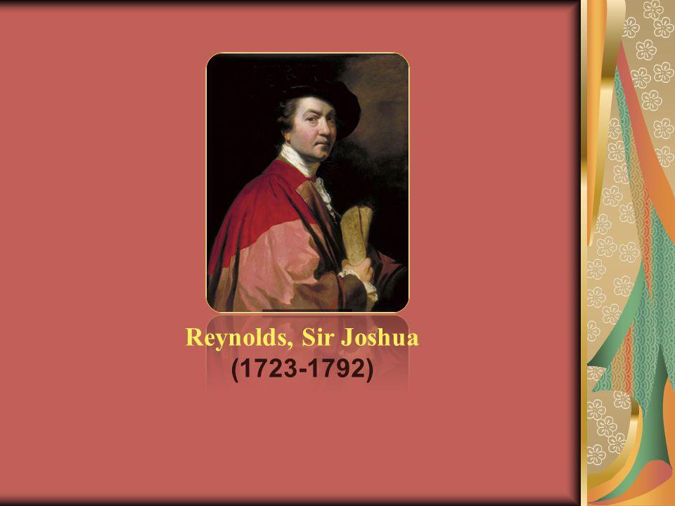 Reynolds, Sir Joshua (1723-1792)
