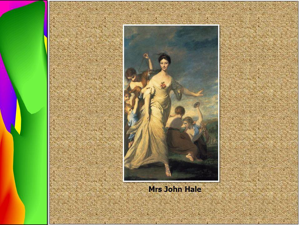 Mrs John Hale