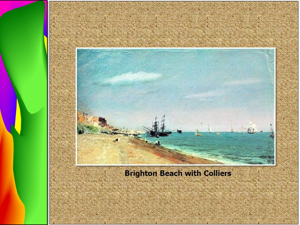 Brighton Beach with Colliers