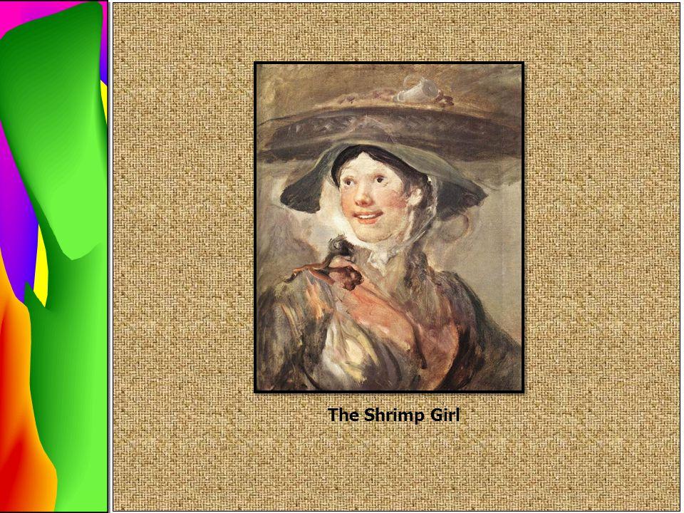 The Shrimp Girl