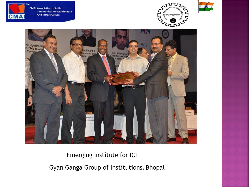 Emerging Institute for ICT Gyan Ganga Group of Institutions, Bhopal