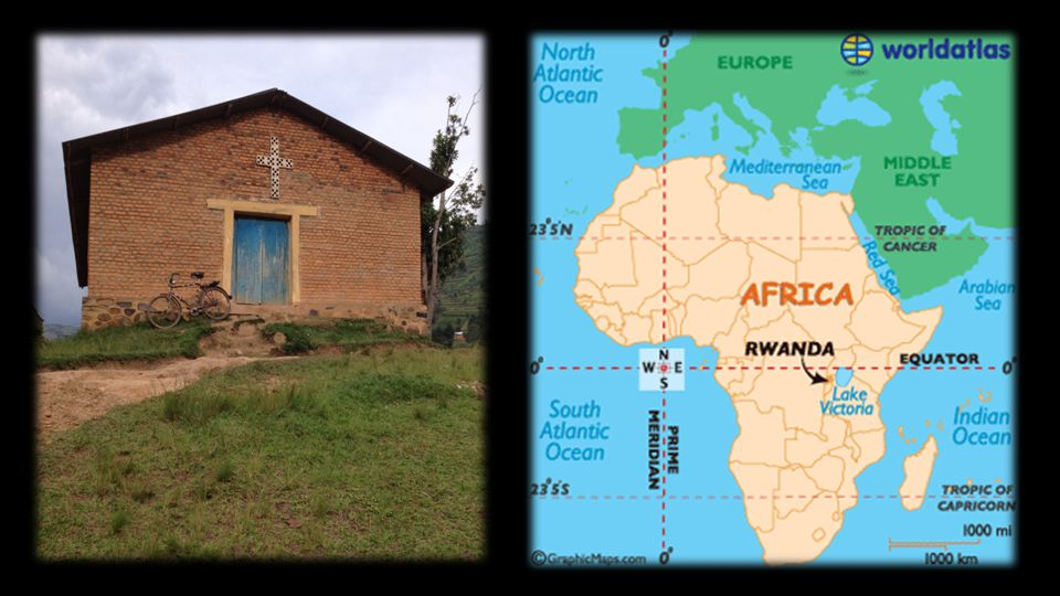 Rwanda ALARM/Sister Church Trip Prayer Requests: 1)Pray for unity with our new sister Church.