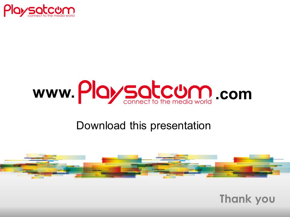 Thank you www..com Download this presentation