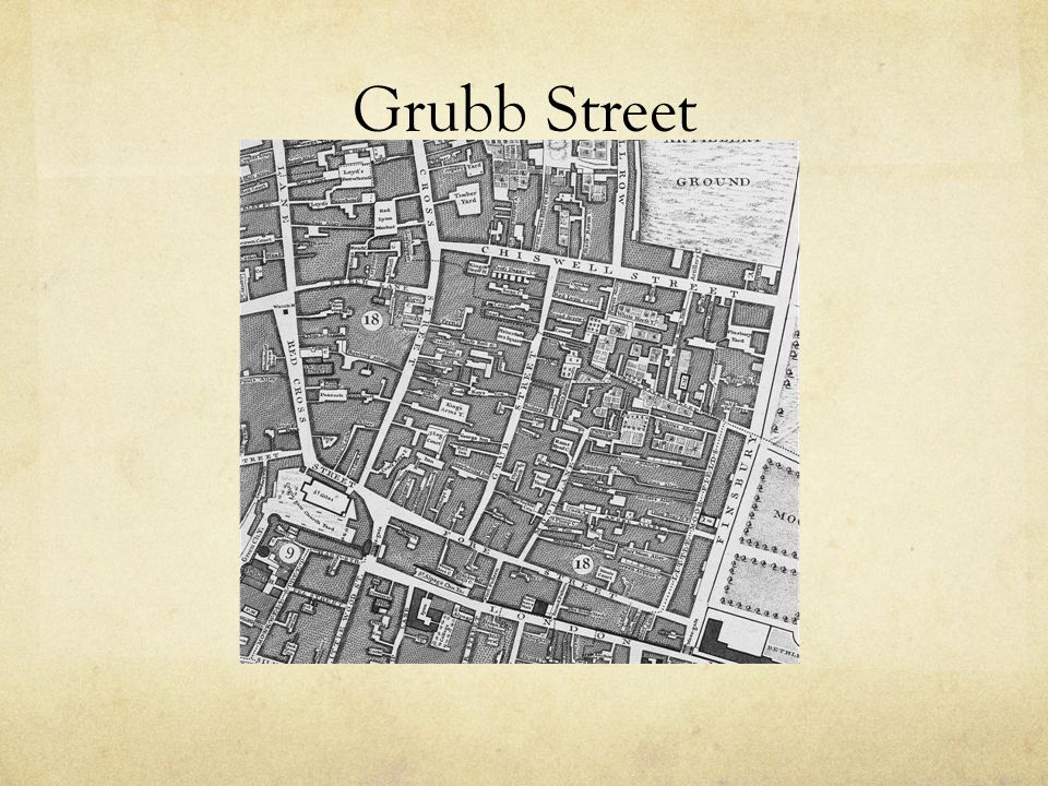 Grubb Street
