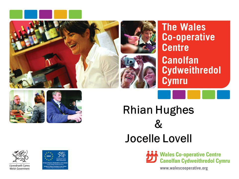 Rhian Hughes & Jocelle Lovell