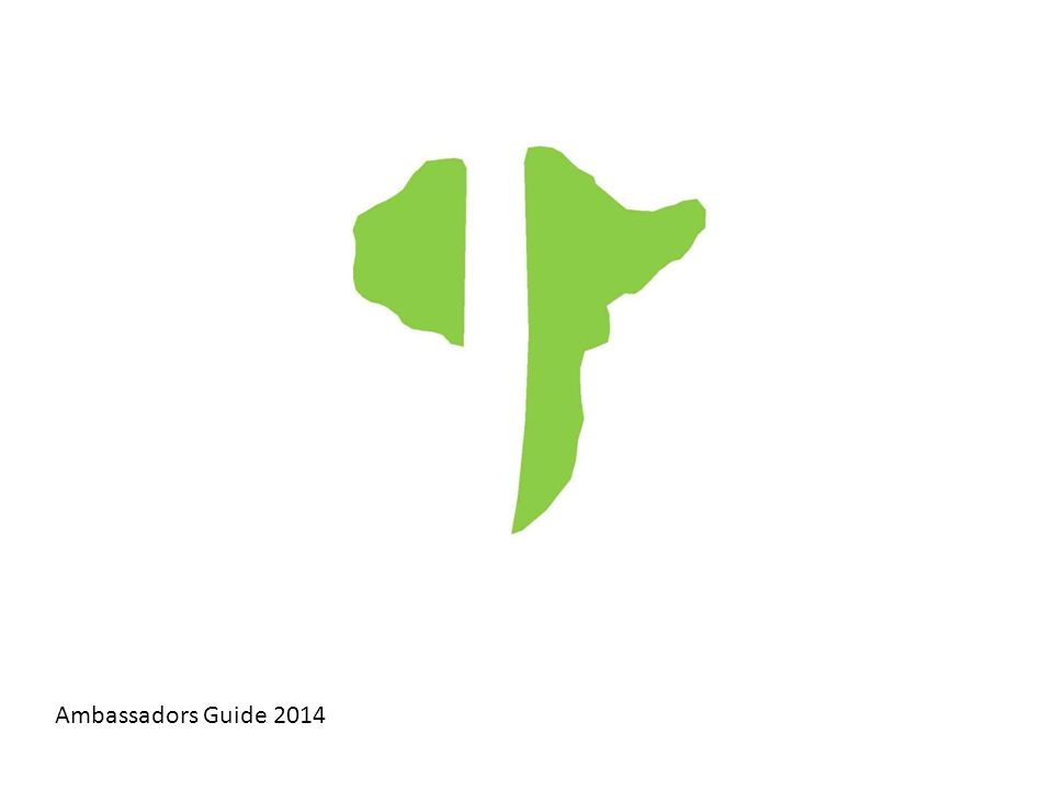 Ambassadors Guide 2014