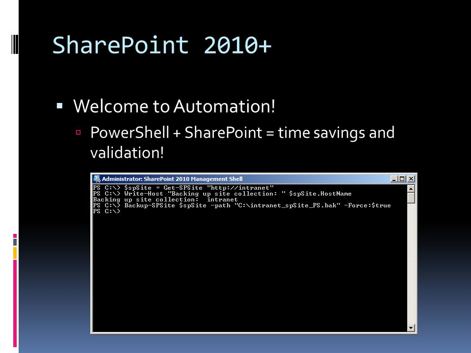 What is Windows PowerShell.