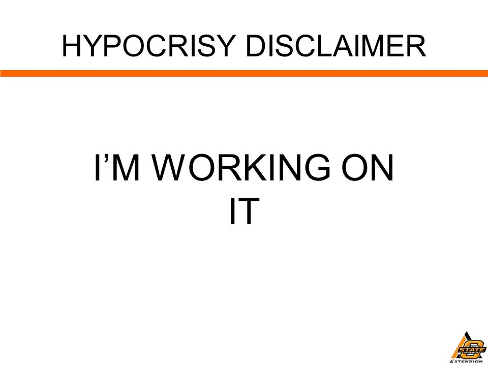 HYPOCRISY DISCLAIMER I'M WORKING ON IT