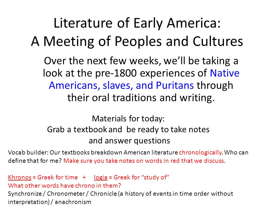 Take a look at this timeline 1492 1619 1620 A.Puritans B.Native Americans C.African Slaves Can you match the dates above to the groups on the left.