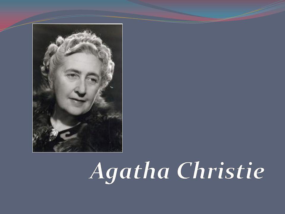 Agatha Mary Clarissa Miller, Born 15 September 1890, Torquary, Devon, England Died 12 January 1976, Wallingford, Oxfordshire, England Occupation Novelist Genres Murder mystery, Thriller, Crime fiction