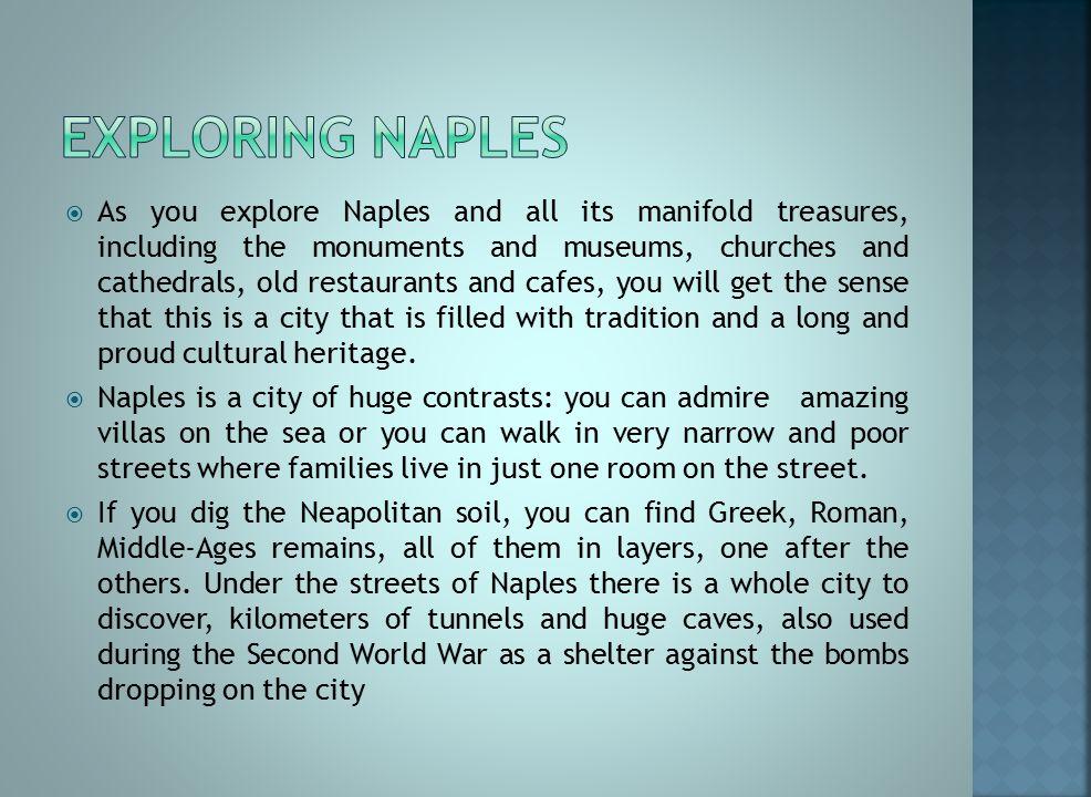 Naples history