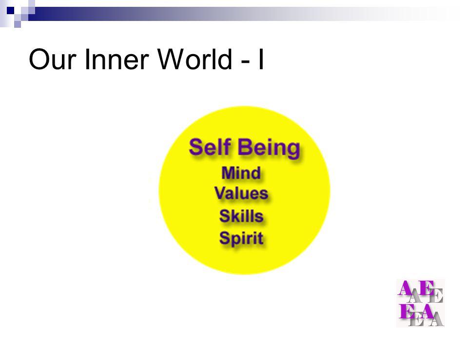 Our Inner World - I