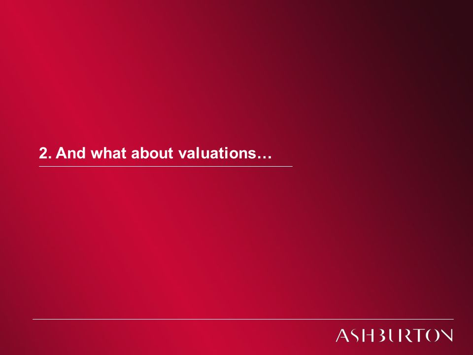 Jersey Investment Briefings - November 2010 Ashburton Investment Models 2.