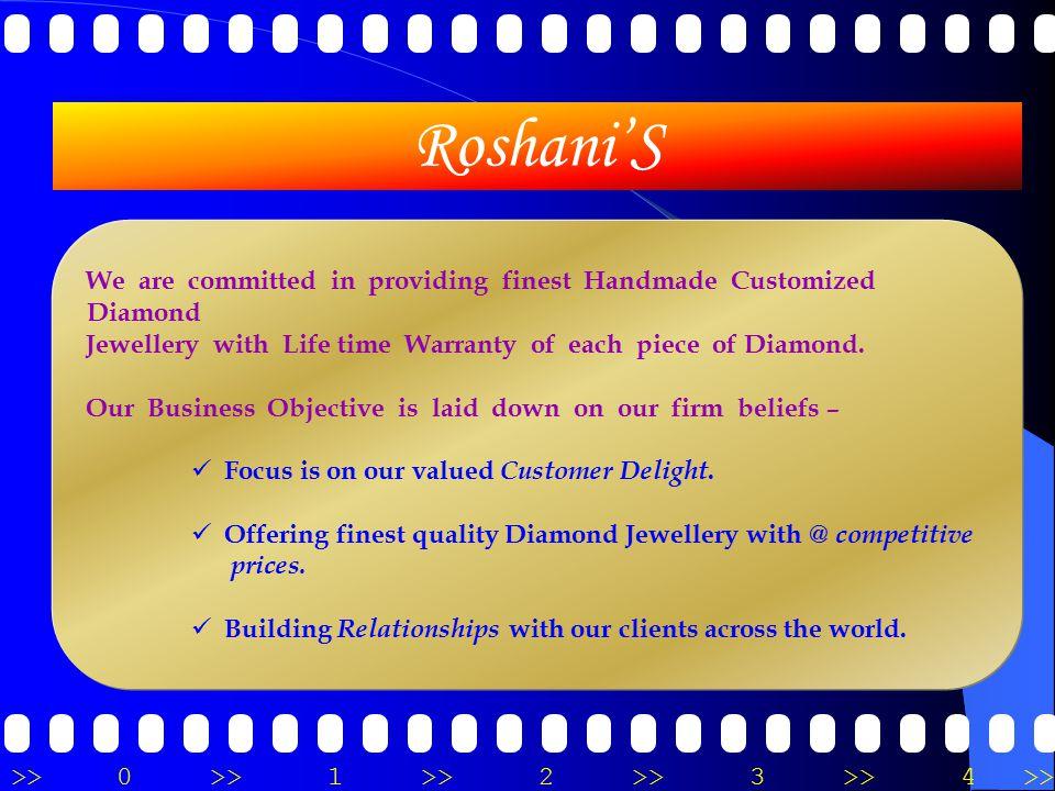 >>0 >>1 >> 2 >> 3 >> 4 >> Exclusive Diamond Jewellery Shievam'S Roshani'S Diamonds Where Eternity Begins….