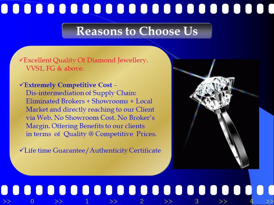 >>0 >>1 >> 2 >> 3 >> 4 >> Diamond Mines R O U G H D I A M O N D S Diamond Workflow @ Roshani'S Factories Cutting/ Finishing/ Polishing Clients Roshani