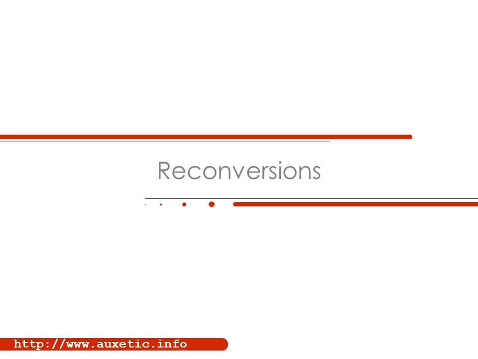http://www.auxetic.info Reconversions