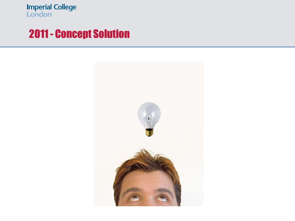 2011 - Concept Solution