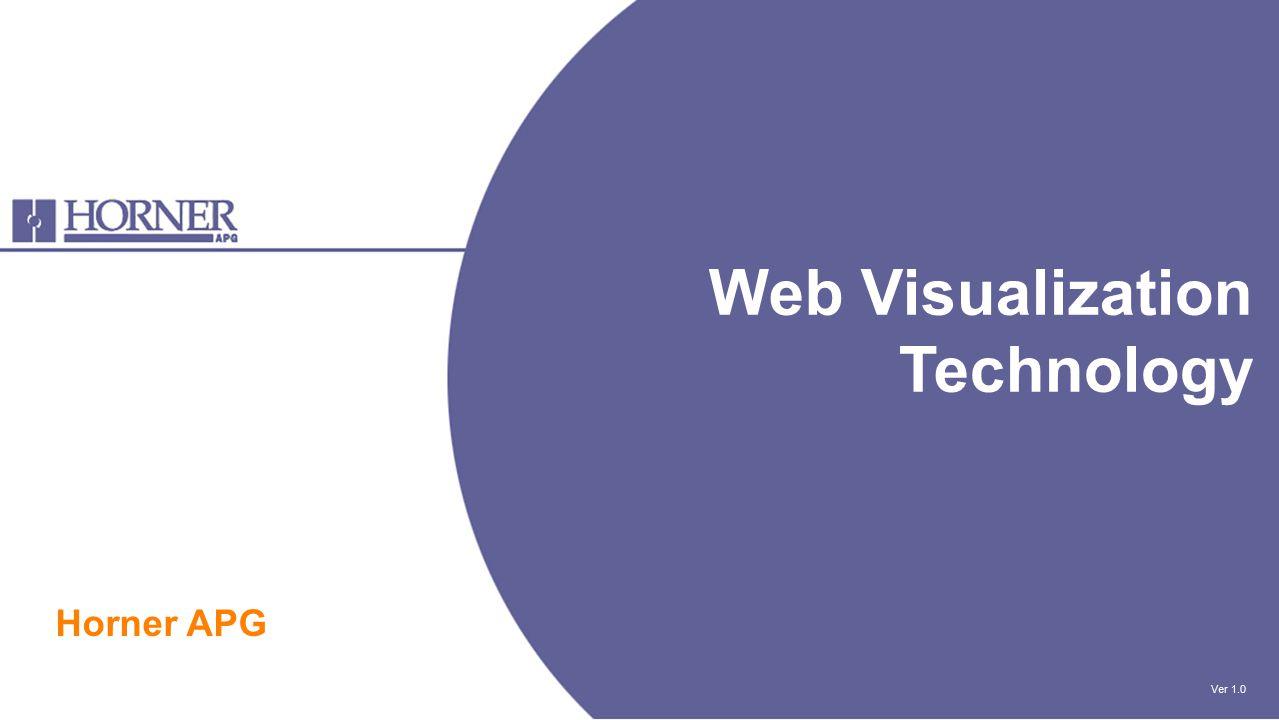 Web Visualization Technology Horner APG Ver 1.0